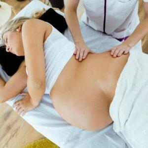 Массаж для беременных в Брно