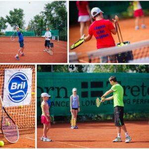 Уроки тенниса в Праге для детей и взрослых