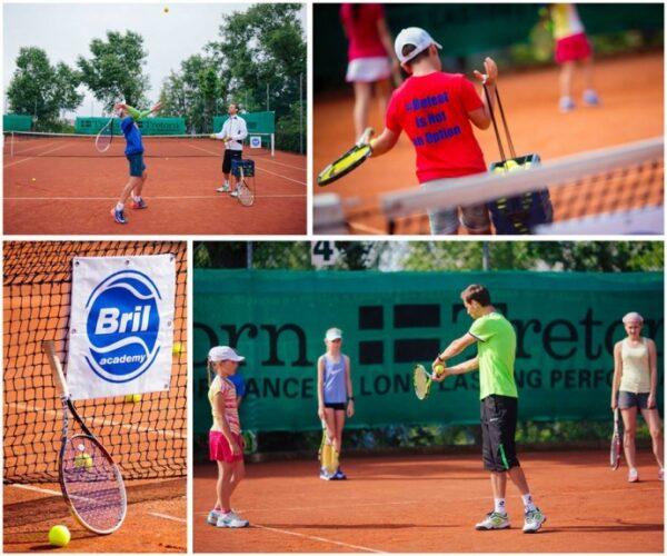 Уроки тенниса