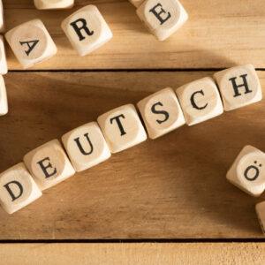 Немецкий язык, Deutsch